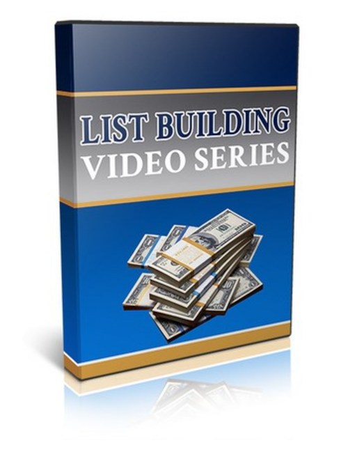 Pay for List Building Videos
