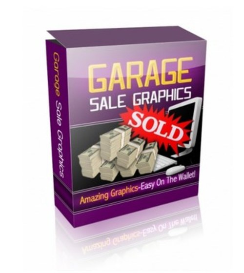 Pay for When you  can say yes to Garage Sale Graphics!