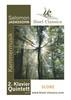 Thumbnail Jadassohn: 2. Klavierquintett in F Major op. 76
