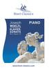 Thumbnail Woelfl: Klaviersonate Nr. 1 Opus 1/1