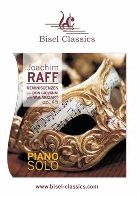 Pay for Raff: Reminiscenzen aus Don Giovanni - Piano Solo