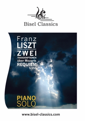 Pay for Liszt: Two Transcription to Mozarts Requiem S 550 - Piano