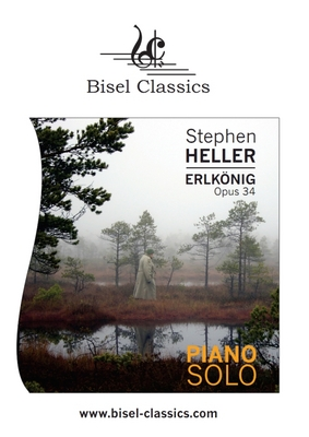 Pay for Stephen Heller: Erlkönig, Op. 34 - Solo Piano