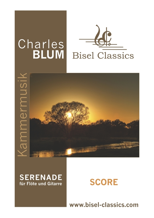Pay for Blum: Serenade for Flute and Guitar