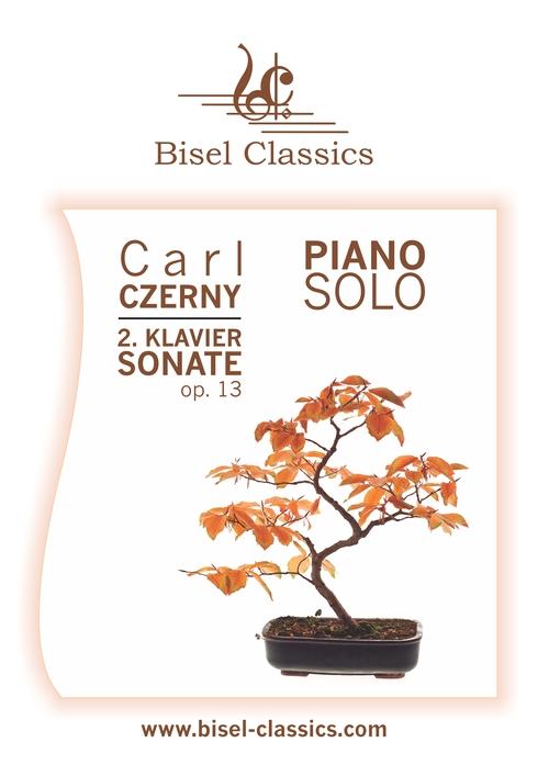 Pay for Czerny: 2. Klaviersonate op. 13