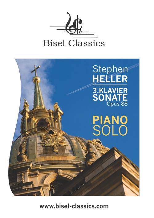 Pay for Heller: 3. Klaviersonate, Opus 88