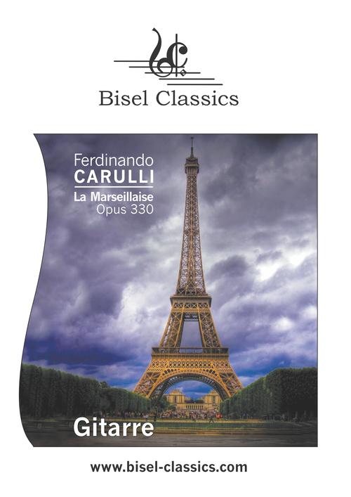 Pay for Carulli: La Marseillaise, Opus 330, Gitarre Solo