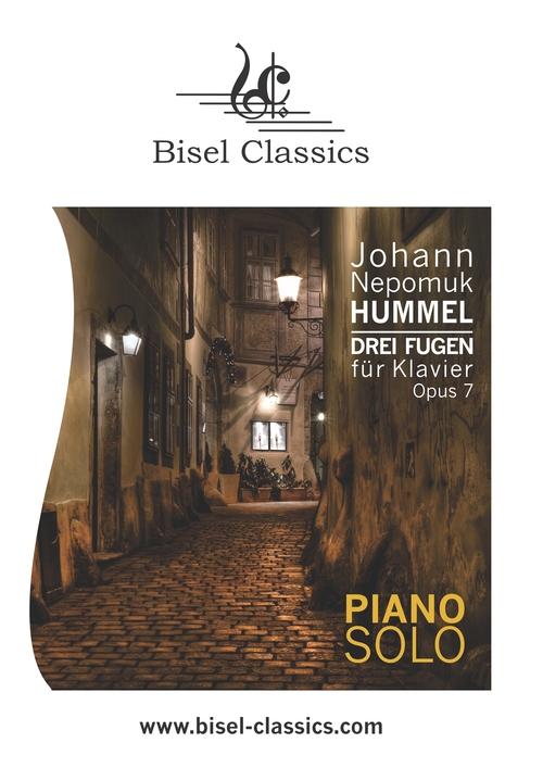 Pay for Hummel: Drei Fugen fur Klavier, Opus 7