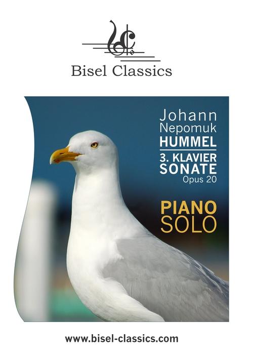 Pay for Hummel: 3. Klaviersonate, Opus 20