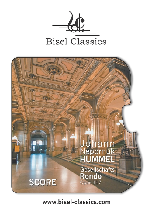 Pay for Hummel: Gesellschaftsrondo fur Piano und Orchester, Opus 117