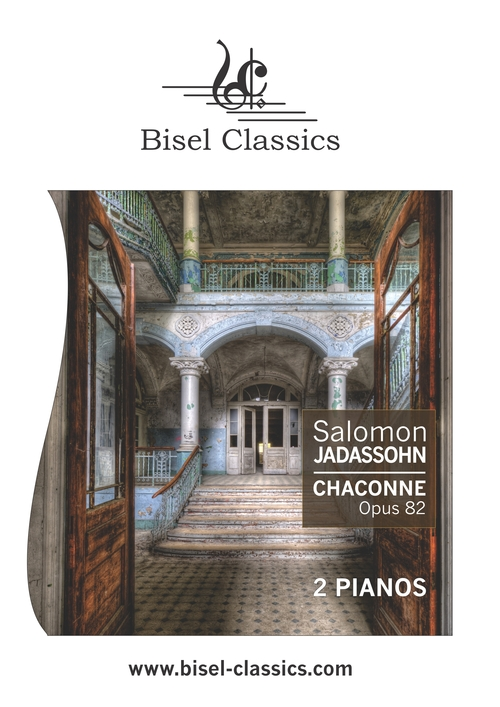 Pay for Jadassohn: Chaconne Opus 82 for 2 Pianos