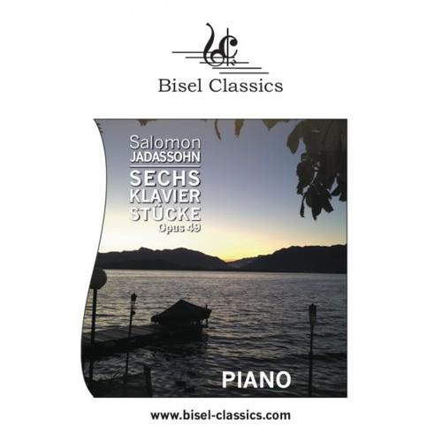 Pay for Jadassohn: Sechs Klavierstucke, Opus 49, Piano Solo