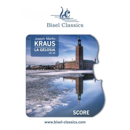 Pay for Kraus: La Gelosia, VB 46 - Cantata