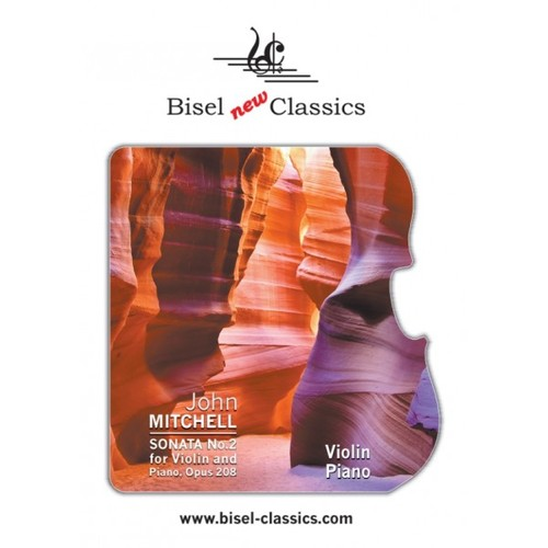 Pay for Mitchell: Sonata No. 2 for Violin and Piano, Opus 208