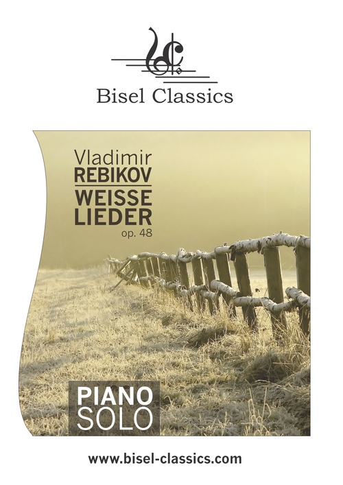Pay for Rebikow: Weisse Lieder, opus 48