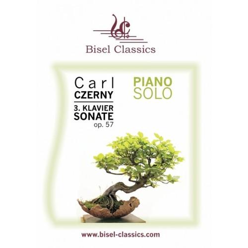 Pay for Czerny: 3. Klaviersonate op. 57
