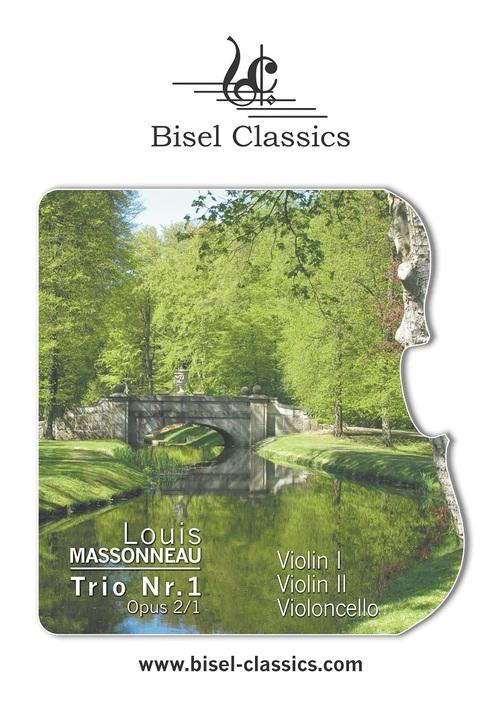 Pay for Massonneau: Trio Nr 1 Opus 2_1