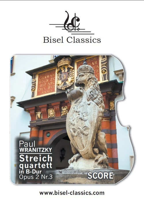 Pay for Streichquartett in B-Dur, Opus 2 Nr.3