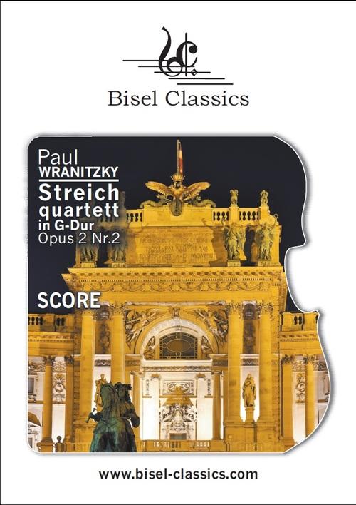 Pay for Streichquartett in G-Dur, Opus 2 Nr.2