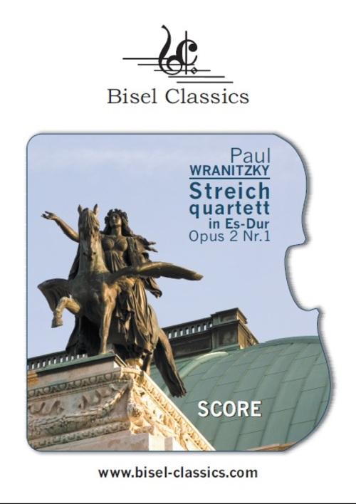 Pay for Streichquartett in Es-Dur, Opus 2 Nr.1