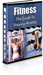 Thumbnail *PLR* Fitness: The Guide To Staying Healthy