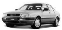 Thumbnail Audi 80 (b4) Repair Service manual 1992