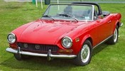 Thumbnail Fiat 124 Spider Service Manual