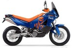 Thumbnail KTM 950 990 Service Repair Manual 2003-2006