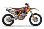 Thumbnail KTM SXF 350 Service Repair Manual 2011