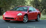 Thumbnail Mitsubishi Eclipse Technical Information Manual 1994