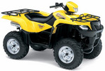 Thumbnail Suzuki King Quad 300 Service Repair Manual 1999-2004