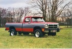 Thumbnail 1993 Dodge Truck Factory Service Manual
