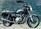 Thumbnail Suzuki GS850G Service Manual