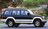 Thumbnail Mitsubishi Montero Factory Service Manual 1992-1995