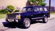 Thumbnail Jeep XJ ZJ YJ Part Catalog Manual 1991-1993