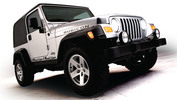 Thumbnail Jeep Wrangler TJ Service & Owners Manual 2003
