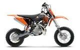 Thumbnail KTM 50 SX Owners Manual 2003