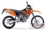 Thumbnail KTM 625 SXC Owners Manual 2003