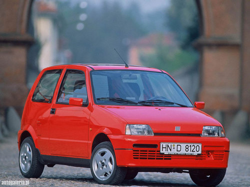 Pay for Fiat Cinquecento Workshop Manual(Spanish)