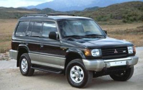 Pay for Mitsubishi Montero Engine chassis body Manual 1992-1995