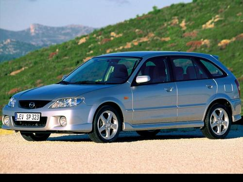 Pay for Mazda 323F Service Repair Manual