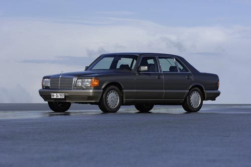 Pay for Mercedes-Benz W126 Service Repair Manual