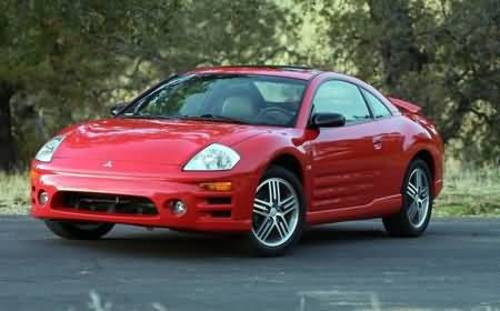 Free Mitsubishi Eclipse Technical Information Manual 1994 Download thumbnail