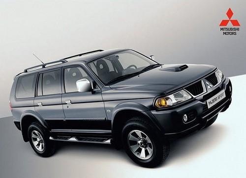 Mitsubishi montero pajero 1991-2000 service repair manual downloa.