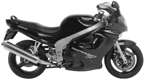 triumph sprint st 1050 motorcycle service manual