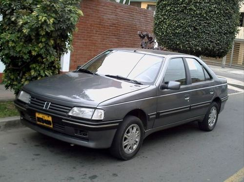 Free Peugeot 405 Service and Repair Manual 1996 Download thumbnail