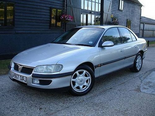Free Vauxhall Opel Omega Service Repair Manual 1994-1999 Download thumbnail