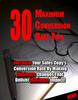 Thumbnail 30 Maximum Conversion Rate Tips - New PLR eBook