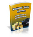 Thumbnail Beginners Profits Internet Marketing PLR eBook