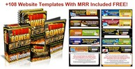 Thumbnail Over 200 Website Templates  With MRR!